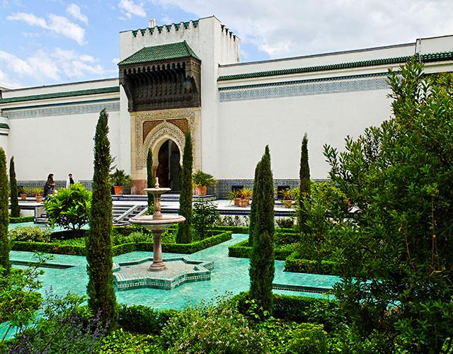 Hotel Square Louvois - Bonnes adresses - Mosquee de Paris