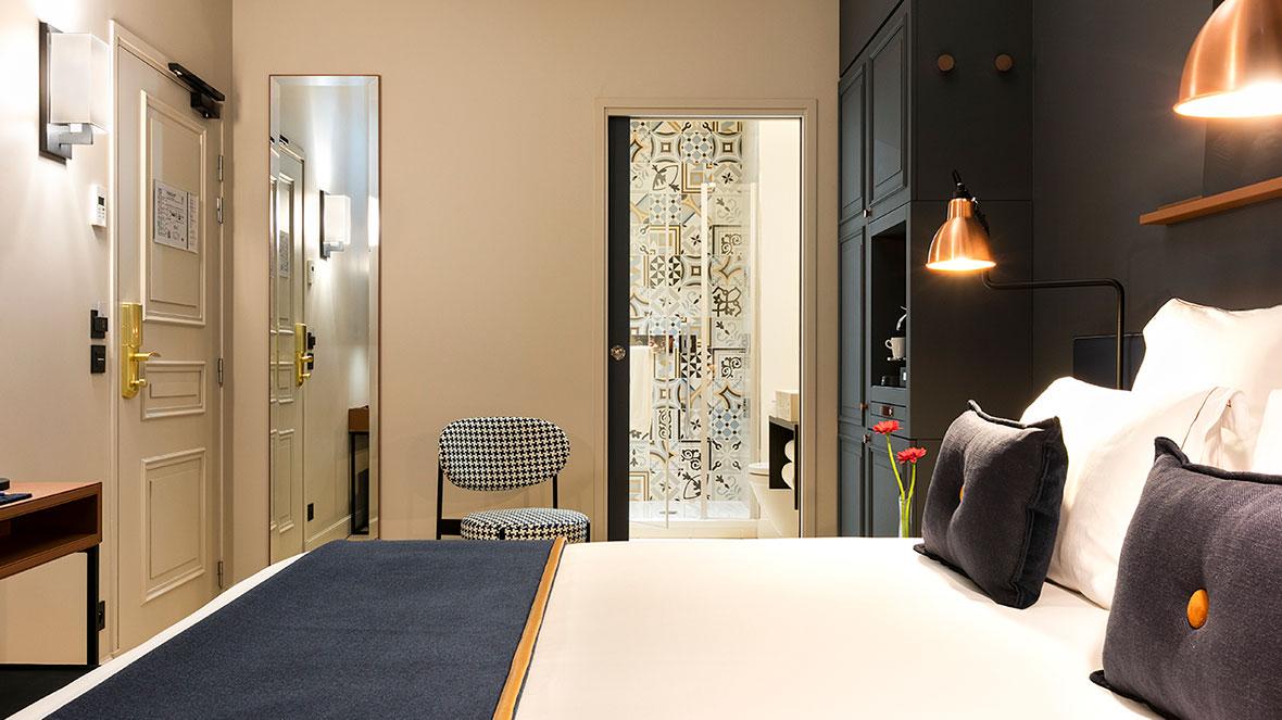 Hotel Square Louvois - Chambre Classique