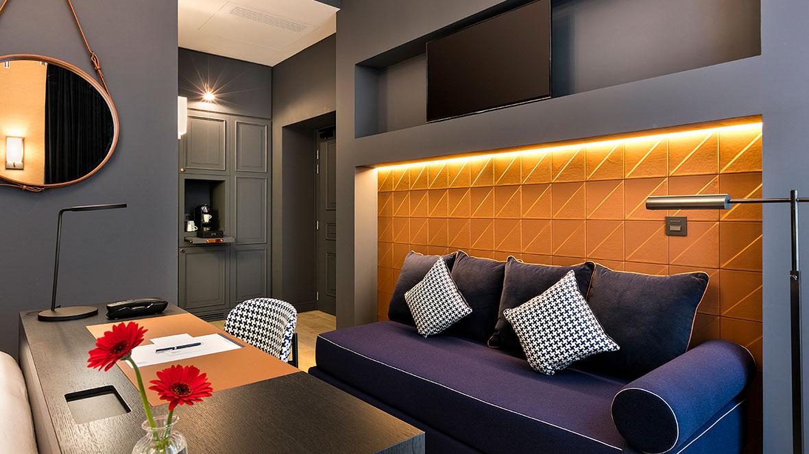Hotel Square Louvois - Chambre familiale