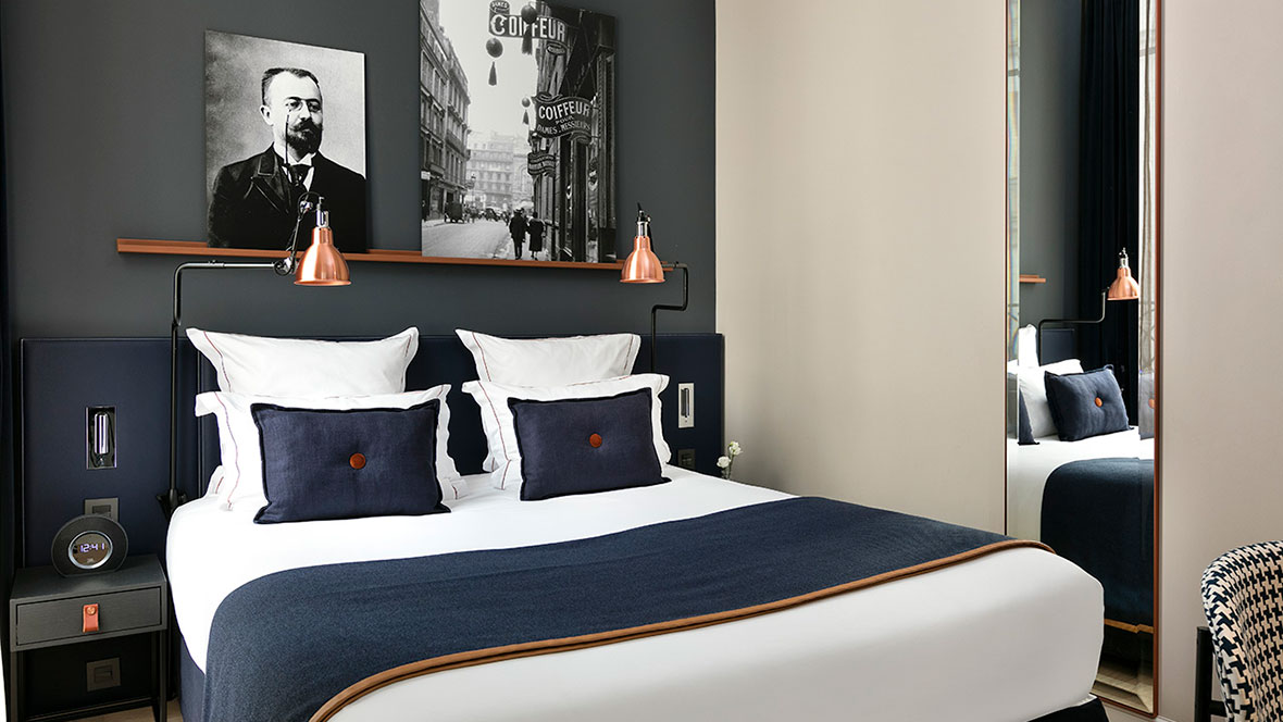 Hotel Square Louvois - Chambre Simple