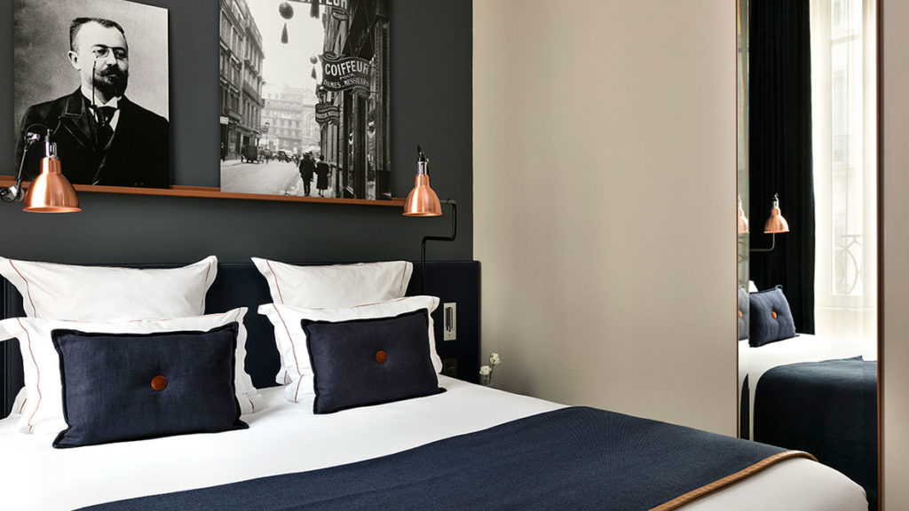 Hotel Square Louvois - Chambre Simple