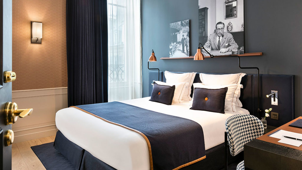 Hotel Square Louvois - Chambre Superieure