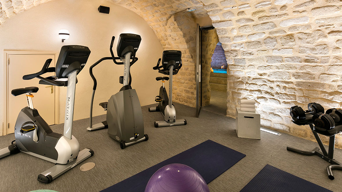 Hotel Square Louvois - Fitness