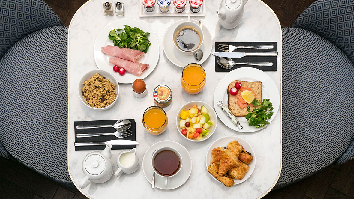 Hotel Square Louvois - Petit dejeuner