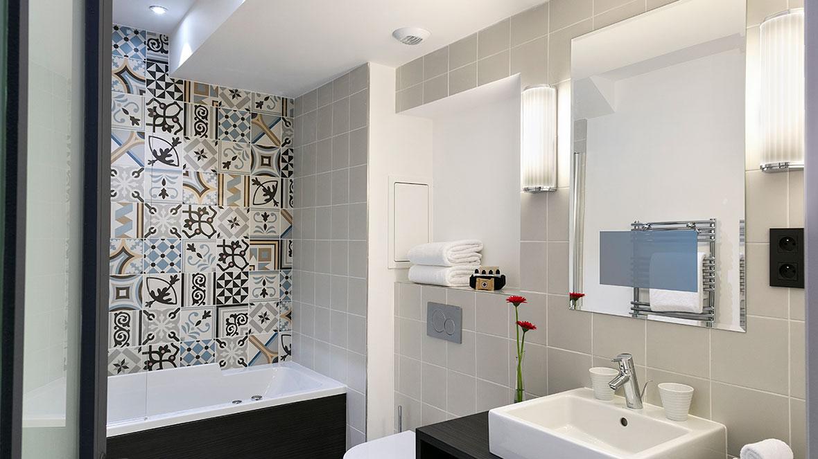 Hotel Square Louvois - Salle de bain