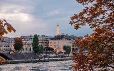Que faire à Paris cet automne ?